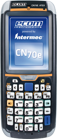 ATEX CN70A - Rugged Optimal Mobile Field Service Device