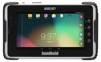 Algiz RT7 rugged Android tablet