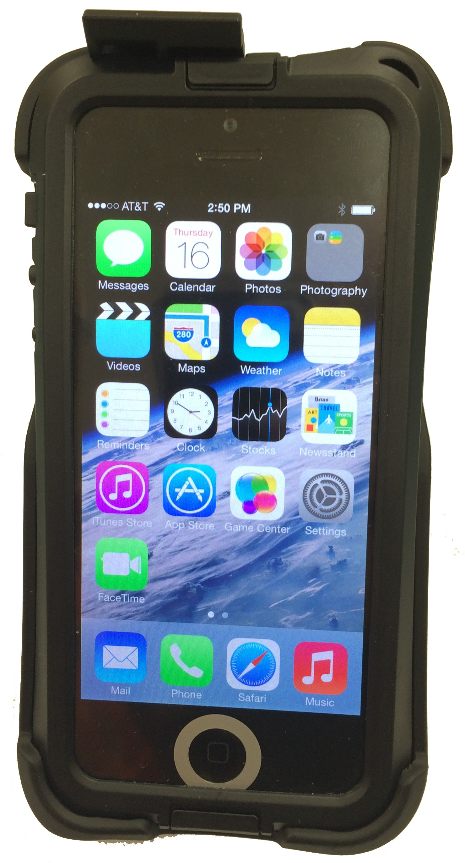 XCiPhone - Rugged Case for iPhones