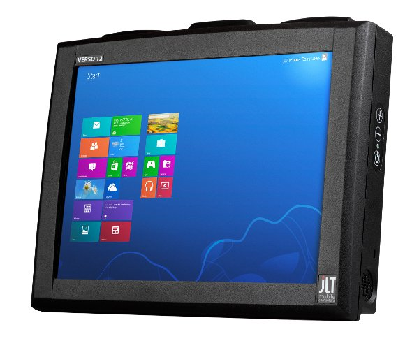 JLT Verso 12 - Rugged Computing With a Compact Design