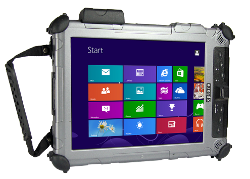 Xplore iX104C6 - Ultra Rugged Tablet Device